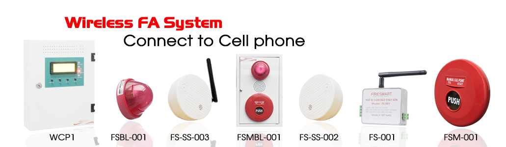 wireless FA system