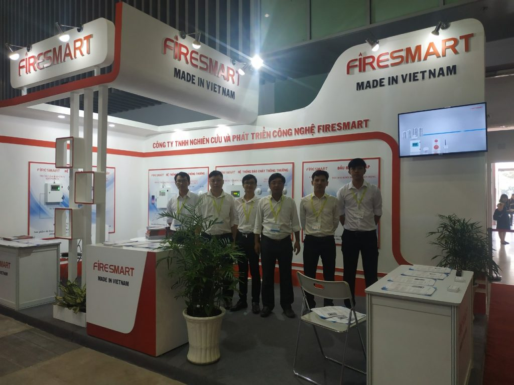 SECUTECH 2019 FIRESMART